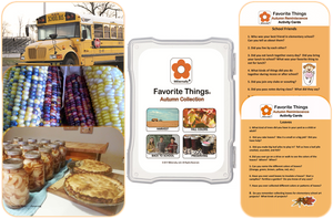 Reminiscence Therapy - Autumn Collection Photo/Activity Cards