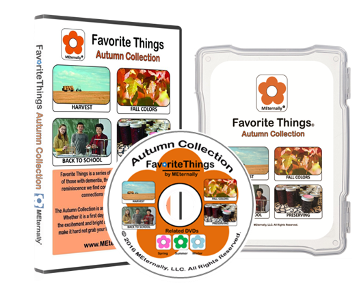 Reminiscence Therapy - Autumn Collection DVD and Photo/Activity Cards