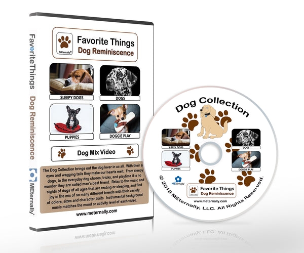 Reminiscence Therapy - Our Favorite Collection DVD & Photo/Activity Card Set