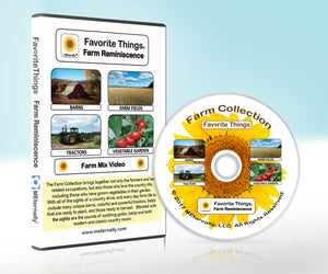 Reminiscence Therapy - Favorite Things Farm DVD