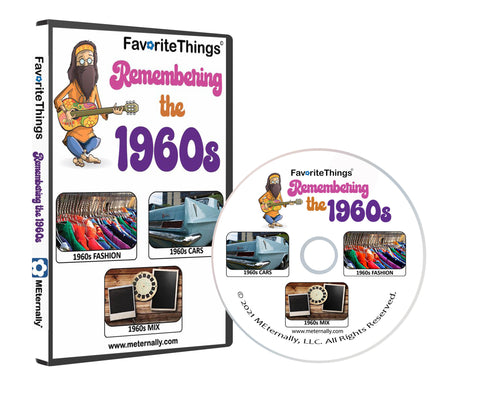 Reminiscence Therapy - The 1960s DVD
