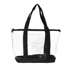 Clear Storage Tote (BiFolkal Replacement Bag)