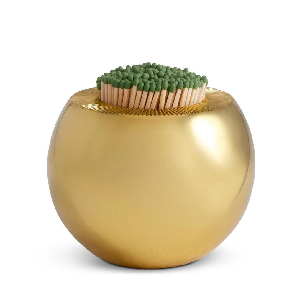 Brass Sphere Match Striker