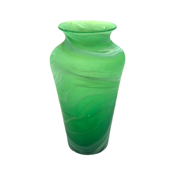 Palestinian Blown Glass - Large Vase