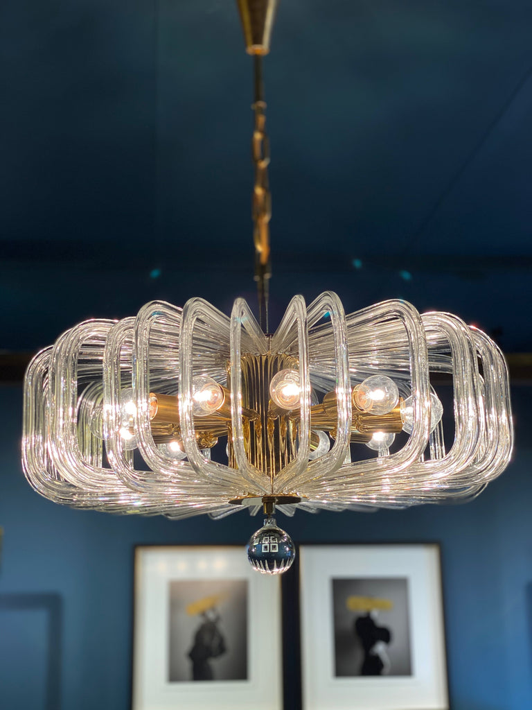 Cari Zalloni Chandelier by Bakolowits
