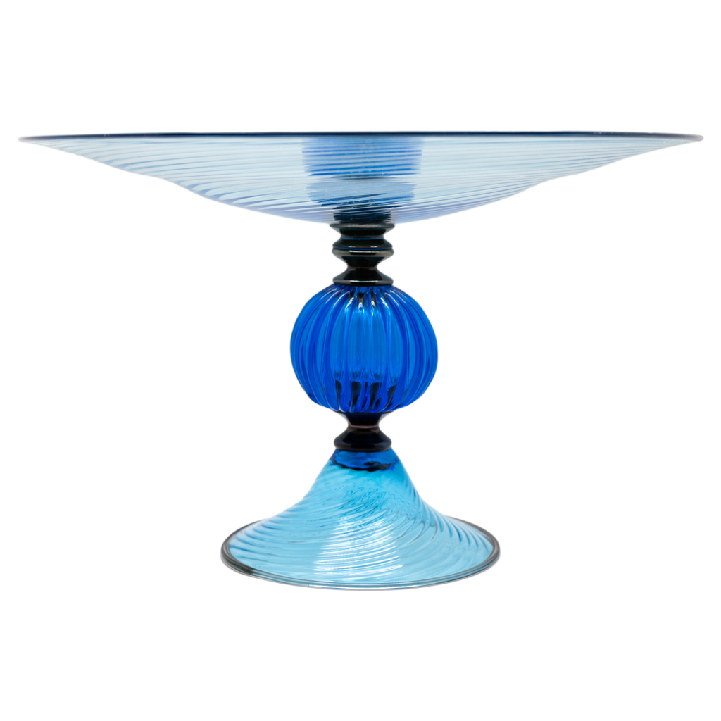 Large Murano Glass Centerpiece