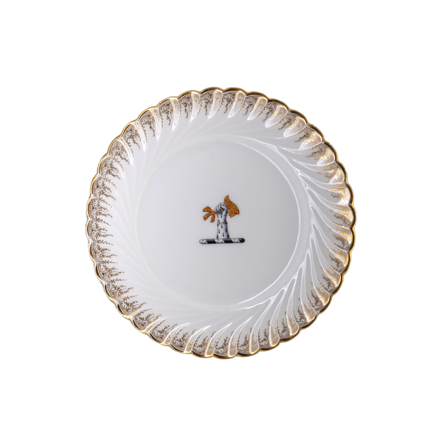 12 Piece Cake Service by Haviland Limoges