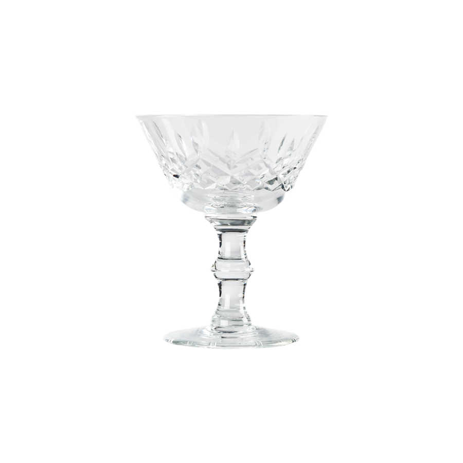 Baccarat Cut Crystal Martini glasses - Set of 6