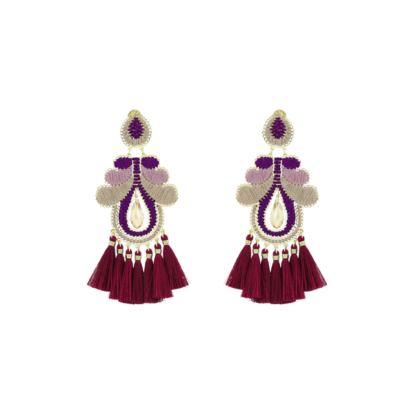 Mercedes Salazar Earrings