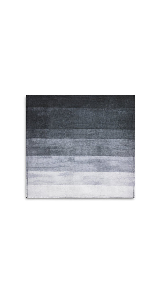 Shades Of Light Striped Linen Tablecloth by Summerill & Bishop