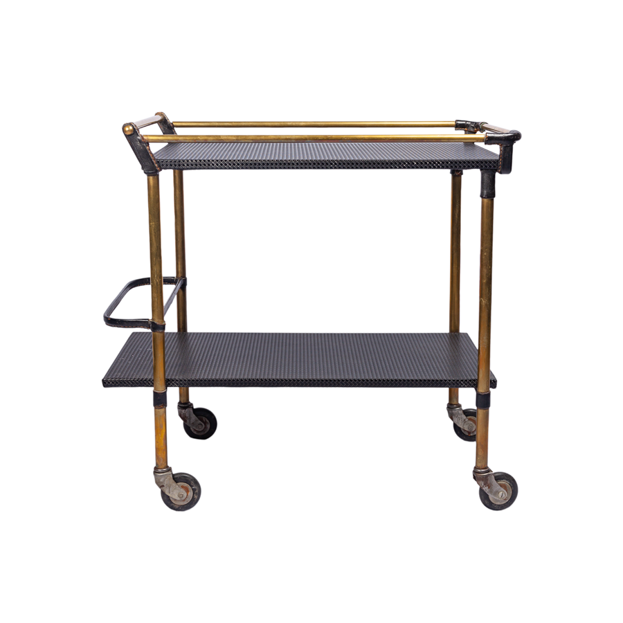 Jacquet Adnet Bar Cart