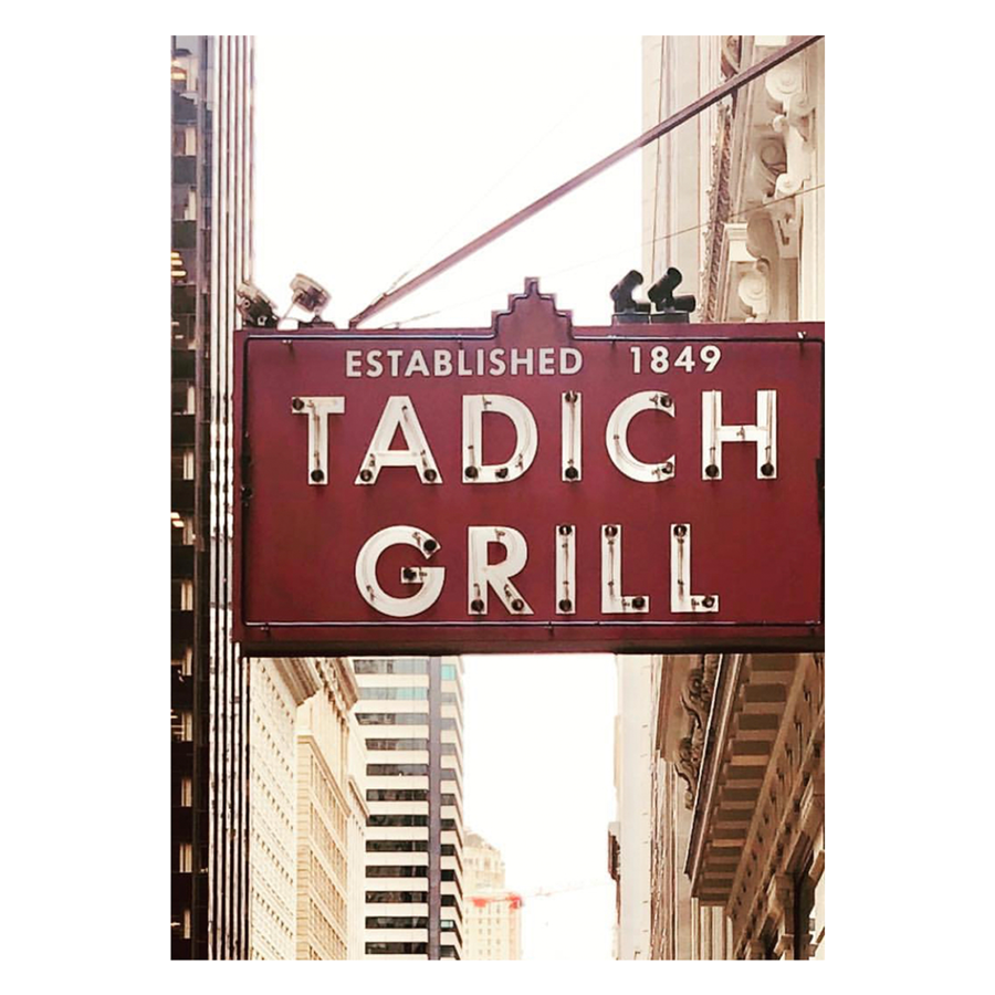 "Michele Bell Photography - Tadich Grill  - Block 8""x6"""