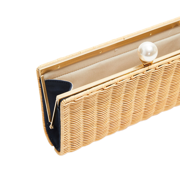 The Pearl Clutch by Pamela Munson