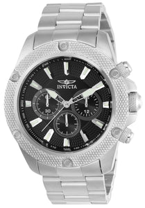 Invicta Men's 22716 Pro Diver Quartz Chronograph Black Dial Watch
