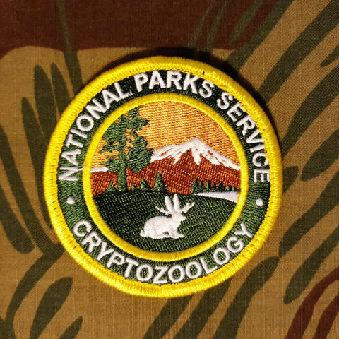 National Parks Service: Cryptozoology