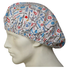 Be A Hero Bouffant Surgical Hats