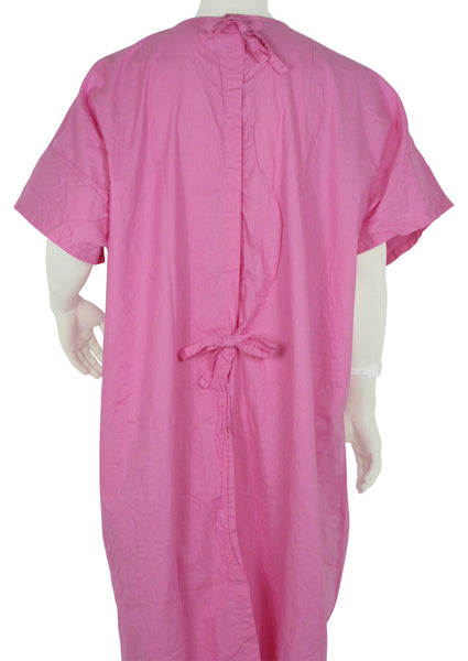 Patient Gowns Sweet Pink