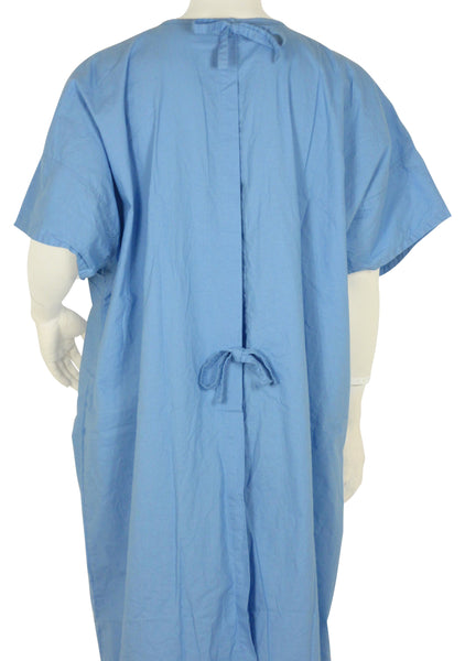 Hospital Gowns Candy Blue