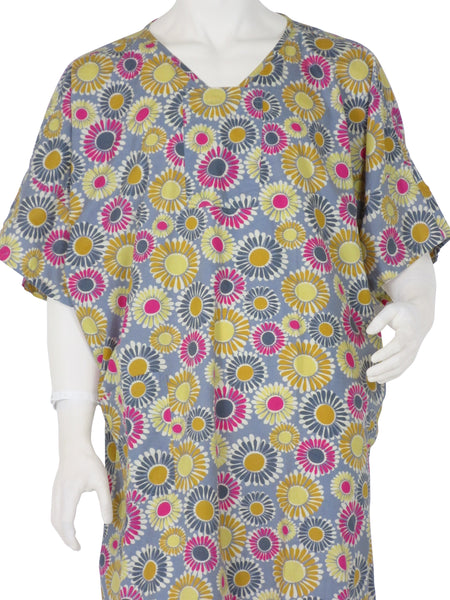 Designer Hospital Gowns Sunshine Flowers