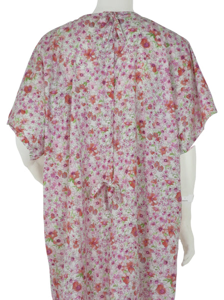 Patients Gowns May Flowers