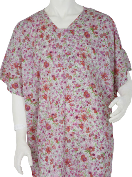 Hospital Gowns May Flowers