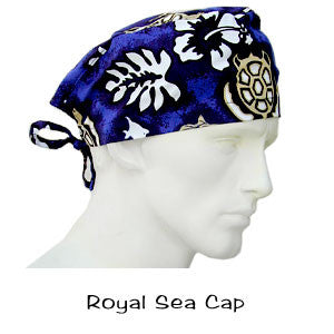 Surgical Hat Royal Sea