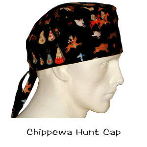 Dentistry Surgical Cap Chippewa Hunt
