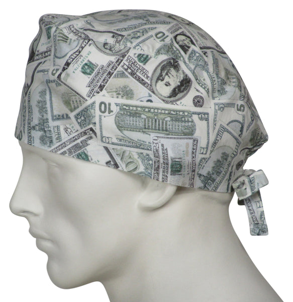 Surgical Caps Money
