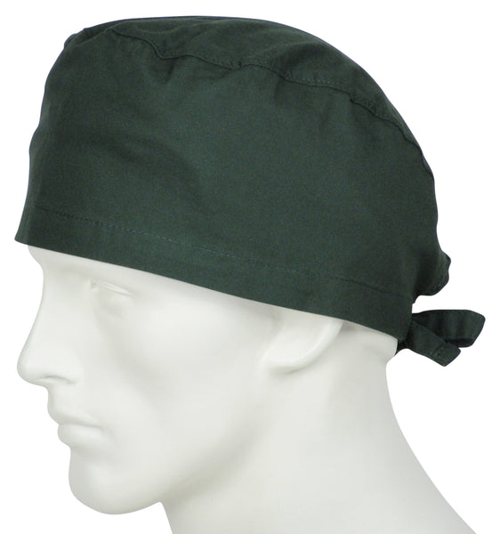 Surgical Cap Hunter Green