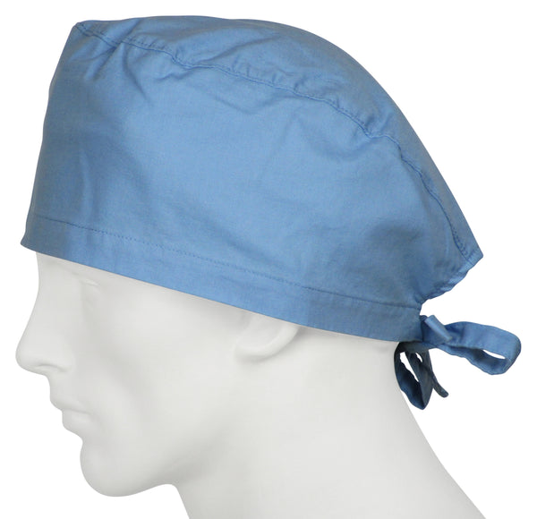 Scrub Hat Candy Blue