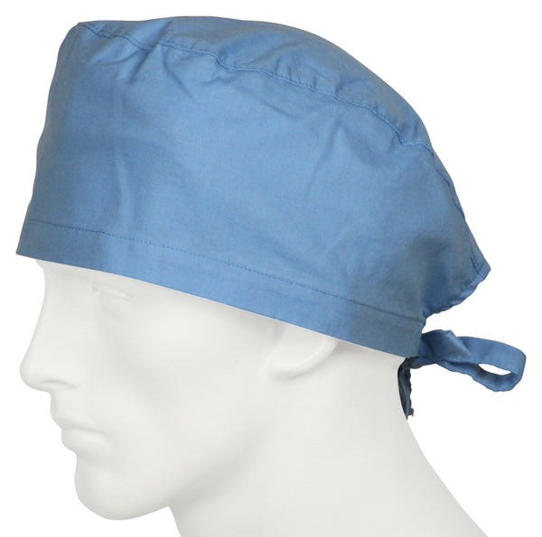 Scrub Hats Candy Blue