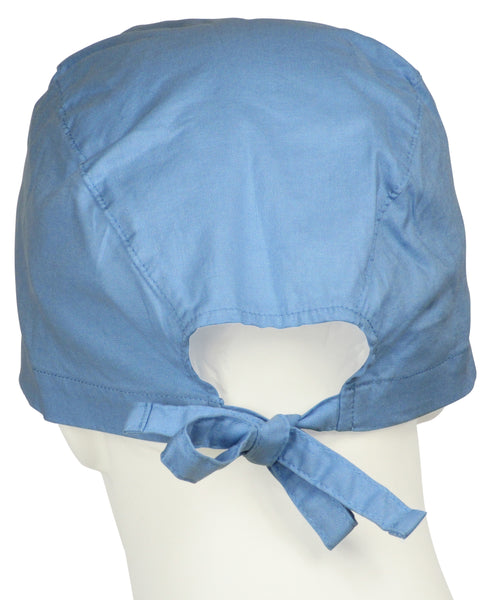 Scrub Surgical Cap Candy Blue