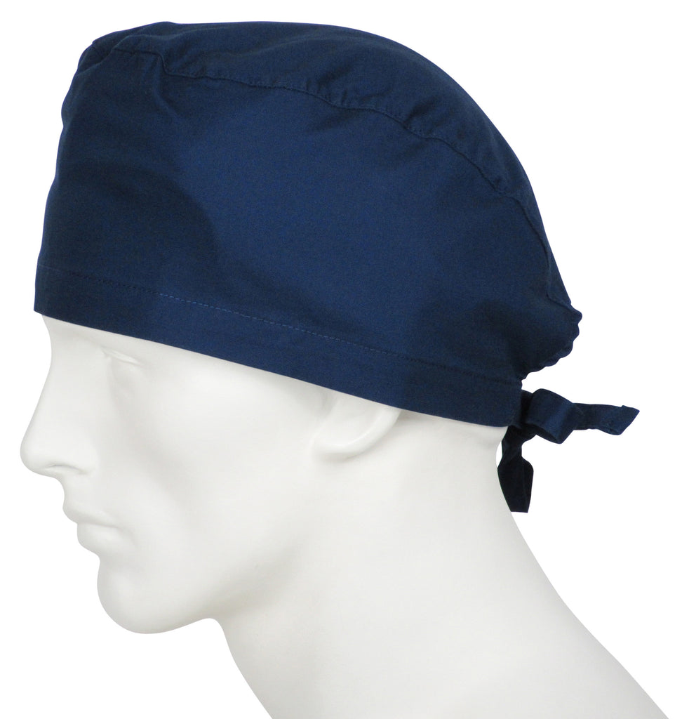 Surgical Scrub Cap Deep Navy