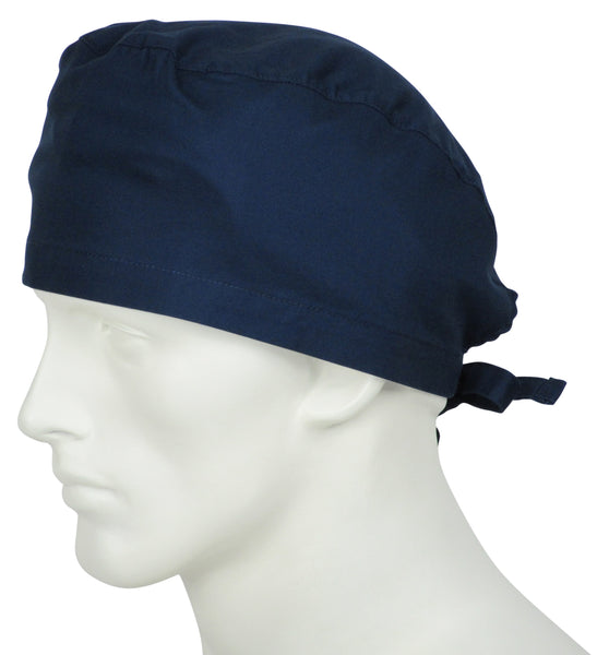 Surgical Caps Deep Navy