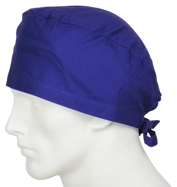 Scrub Hats Barney Purple