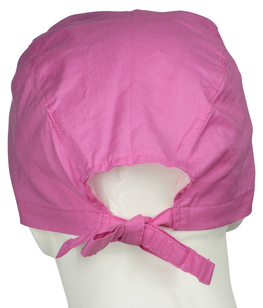 Scrub Surgical Caps Sweet Pink