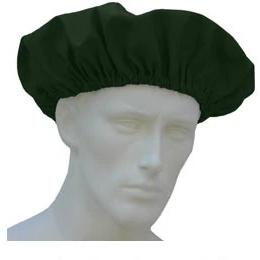 Bouffant Surgical Hat Hunter Green