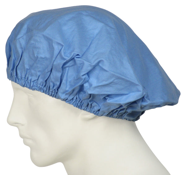 Bouffant Surgical Hats Candy Blue