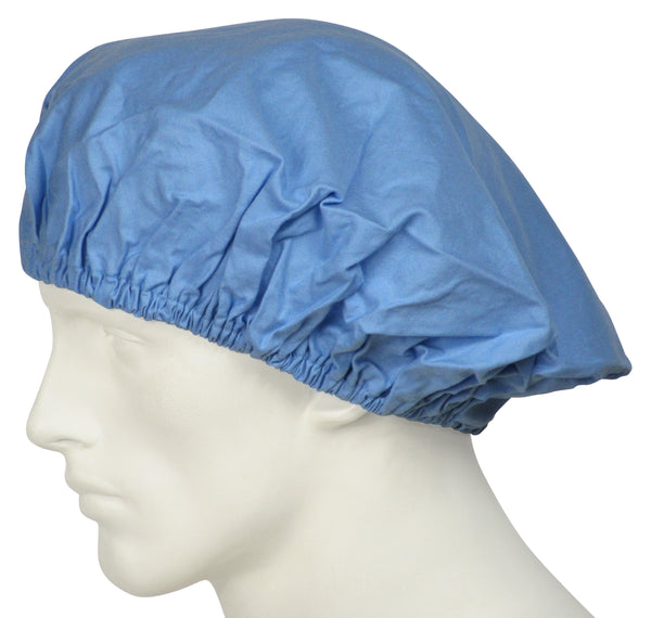 Bouffant Surgical Cap Candy Blue