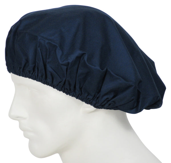 Bouffant Surgical Caps Deep Navy