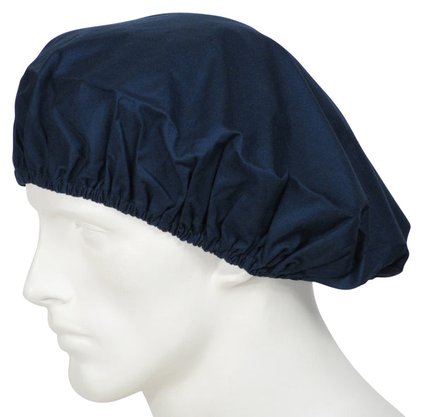 Bouffant Surgical Hats Deep Navy
