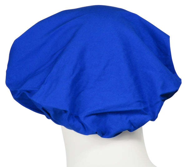 Bouffant Scrub Hats Ocean Blue