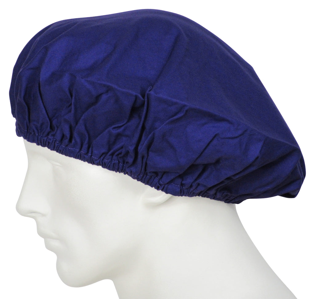 Bouffant Caps Barney Purple