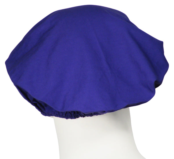 Bouffant Hats Barney Purple