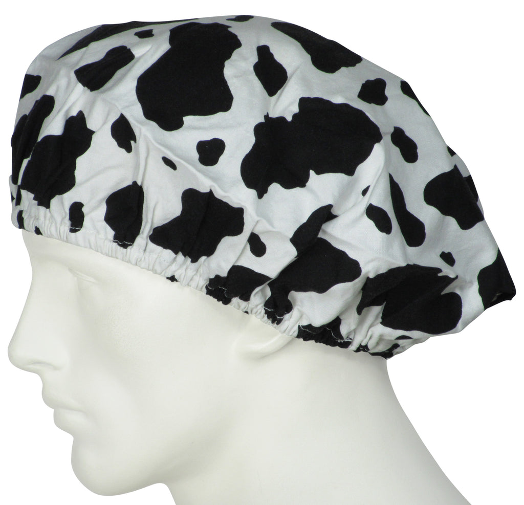 Bouffant Surgical Cap Holy Cow