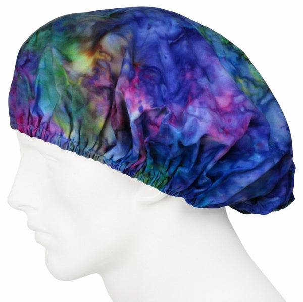 Bouffant Surgical Caps Tie Dye