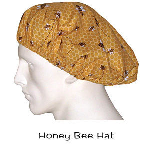 Bouffant Surgical Hats Honey Bee