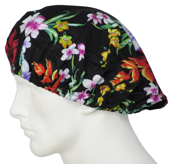 Bouffant Surgical Hats Flower Oasis