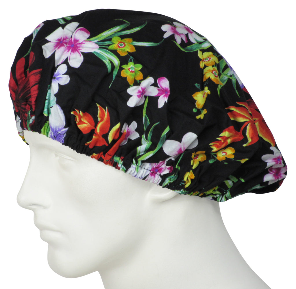 Bouffant Surgical Hat Flower Oasis