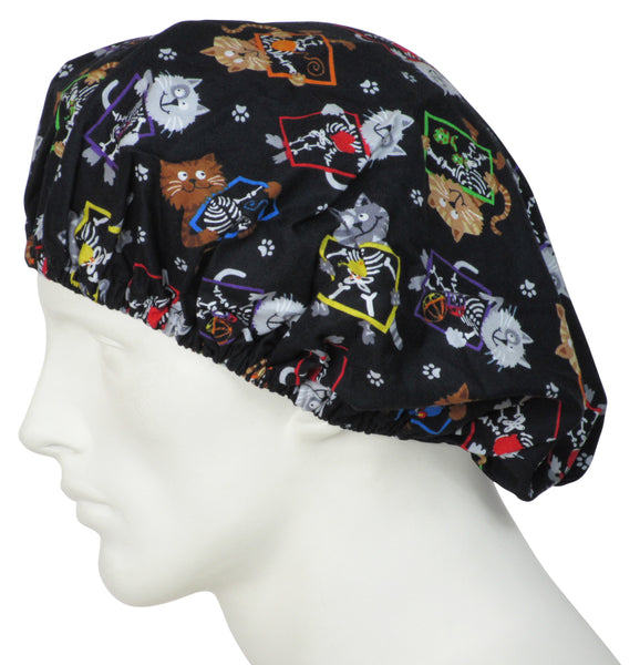 Bouffant Surgical Hats X Ray Cats